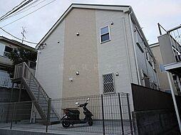 サウスラグーン平楽[2階]の外観