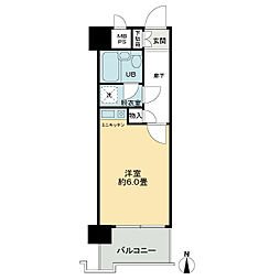 ライオンズマンション海老名第2[6階]の間取り