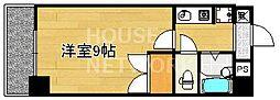 ソレイユ[103号室号室]の間取り