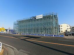 栃木県宇都宮市泉が丘1丁目の賃貸マンションの外観