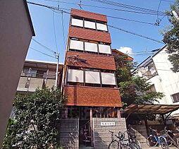 京都府京都市左京区田中下柳町の賃貸マンションの外観