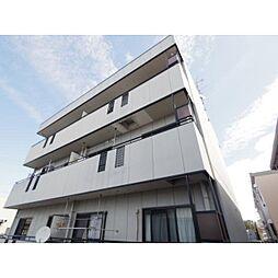 奈良県奈良市西九条町2丁目の賃貸マンションの外観