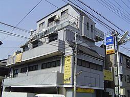 兵庫県神戸市須磨区磯馴町4丁目の賃貸マンションの外観