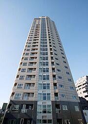 プライムアーバン新宿夏目坂タワーレジデンス[1604号室]の外観