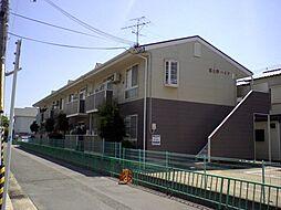 大阪府茨木市新和町の賃貸アパートの外観
