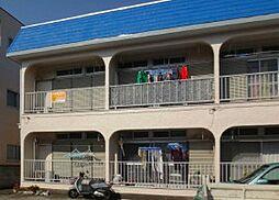 千葉県柏市北柏の賃貸アパートの外観