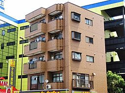 リバティハイツ平野[5階]の外観