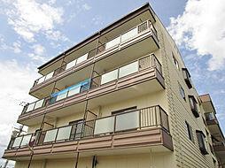 津田NSマンション[4階]の外観