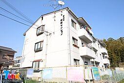 林田マンション[1階]の外観