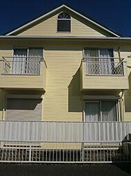 ライトハウスB[2階]の外観