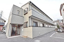 神奈川県厚木市愛甲4の賃貸アパートの外観