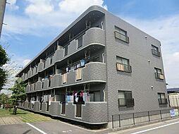 愛知県安城市里町3丁目の賃貸マンションの外観