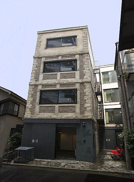 HDC王子神谷[4階]の外観