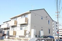HILL SIDE 井堀[102号室]の外観