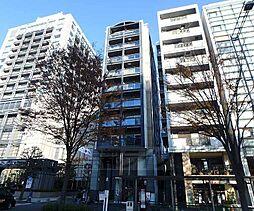 京都府京都市中京区一之船入町の賃貸マンションの外観