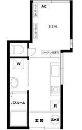 [一戸建] 東京都江東区大島7丁目 の賃貸【/】の間取り