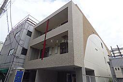 兵庫県神戸市兵庫区西出町の賃貸マンションの外観