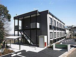 神奈川県厚木市鳶尾1丁目の賃貸アパートの外観