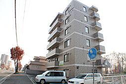 パークヒルズ新札幌[602号室]の外観