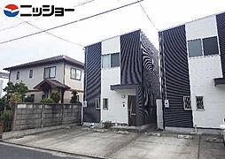 [一戸建] 愛知県豊橋市上地町 の賃貸【/】の外観
