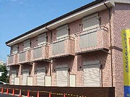 愛知県小牧市中央1丁目の賃貸アパートの外観
