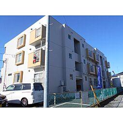 静岡県浜松市中区和合北4丁目の賃貸マンションの外観