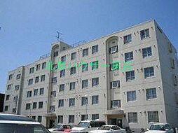 北海道札幌市東区北二十三条東12丁目の賃貸マンションの外観
