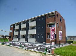 宮崎県宮崎市昭栄町の賃貸アパートの外観