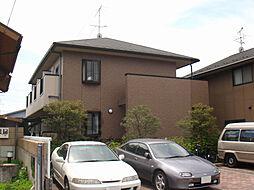 京都府京都市左京区岩倉南河原町の賃貸マンションの外観