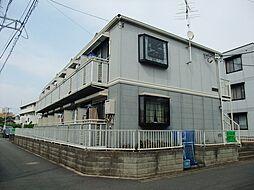 メゾン・ファミールII[2階]の外観
