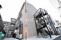 ハーミットクラブハウスハーバーブルー[2階]の外観