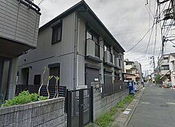 ドミール本八幡[2階]の外観