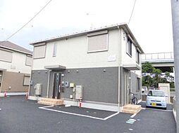 ソレイユ湘南B[102号室]の外観