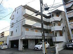岡山県岡山市北区東古松1丁目の賃貸マンションの外観