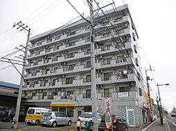愛媛県松山市空港通3丁目の賃貸マンションの外観