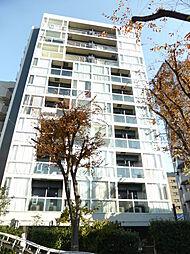 レジデンス白金パークフロント[8階]の外観