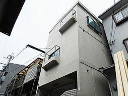 コーポ平良[3階]の外観