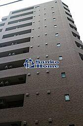 東京都中央区入船2丁目の賃貸マンションの外観