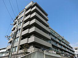 サーパス西明石[4階]の外観