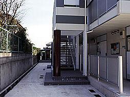 レオパレスSun Hill[2階]の外観