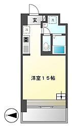 S−FORT六番町[9階]の間取り