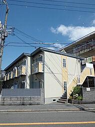 大阪府大阪市都島区善源寺町1丁目の賃貸アパートの外観