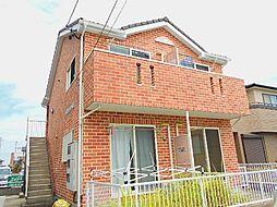 愛知県安城市住吉町5の賃貸アパートの外観