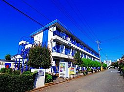 東京都小平市花小金井5丁目の賃貸マンションの外観