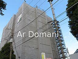 (仮)八州ビル 新築工事[10階]の外観