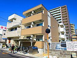 フジパレス高井田[2階]の外観