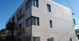ウィスタリアハイツ金沢文庫[3階]の外観