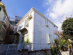 東京都国分寺市東恋ヶ窪3丁目の賃貸アパートの外観