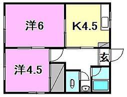 衣山駅 3.2万円