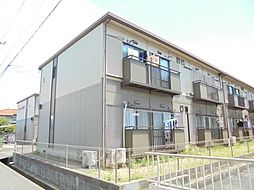 パナハイツ福永 B・C[B201号室]の外観